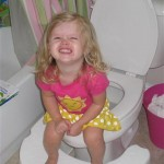 Potty Training with the Little Looster Coupon Code!
