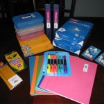 Back to School Supply Shopping – Part 1