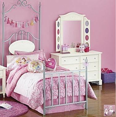 Disney Princess Metal Frame Bed 15999 Plus Shipping