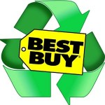 Recycle e-waste at Best Buy