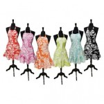 Felicia Damask Apron Collection $11.69 + Free Ship