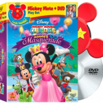 Mickey Mouse Clubhouse: Minnie's Masquerade w/ Mickey Mote