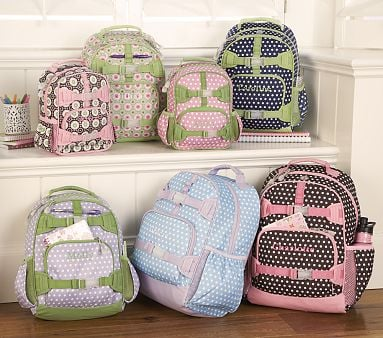 Pottery Barn Kids Girls Backpack Clearance Thesuburbanmom