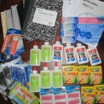 Project Back to School ~ $10 Challenge