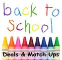 Project Back To School 2013 – Round Up Week 4, July 28 – August 3