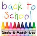 Back To School Deals 8/3 – 8/9