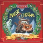 Disney Christmas Cars Book