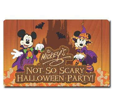 Mickey's Not So Scary Halloween Party at Magic Kingdom AAA ...