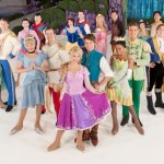 Disney Princesses on Ice