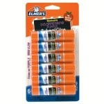 Elmer's School Glue Sticks 6-Pack for $1