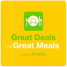 Publix Great Deals on Great Meals