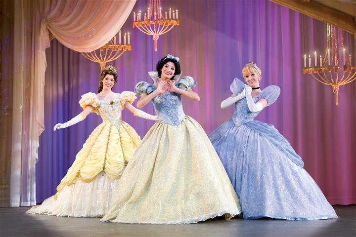 Disney Live Three Fairytales