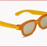 Lion King Simba 3D Glasses