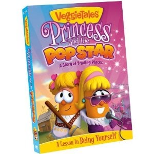Veggie Tales Princess and the Pop Star