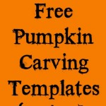 Free Pumpkin Carving Templates Stencils
