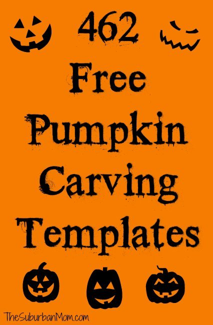 462 free pumpkin carving templates for halloween - Stencil Printouts Free