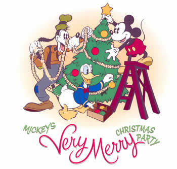 Mickey's Very Merry Christmas Party 2011 AAA Ticket Discount ...