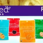 $30 of Organic Peeled Snacks for Only $3