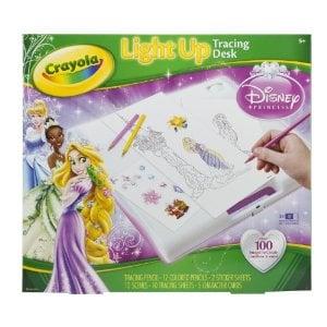 Crayola Princess Light Up Tracing Desk 10 Thesuburbanmom
