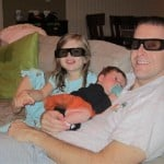 Watching 3D Movie