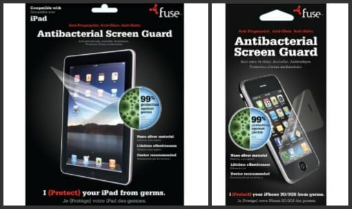 Antibacterial Screen Guard