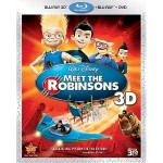 Disney's Meet The Robinsons 3D Review