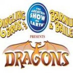 Ringling Brothers Circus Dragons