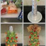Christmas Veggie Tree