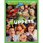 The Muppets 3-Disc Blu-ray Combo Pack Pre-Order $5 Off Coupon