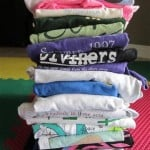 Bye-bye Pile of Shirts