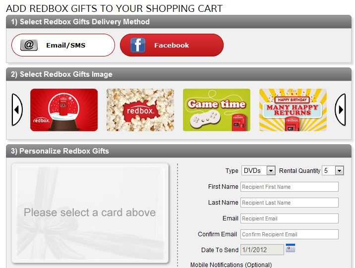 Giving The Gift Of Redbox #cbias and #CouchCritics - TheSuburbanMom