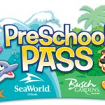 Preschoolers Get in Free to Busch Gardens and SeaWorld in 2015