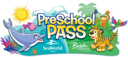 Free Seaworld Orlando And Busch Gardens Tampa Preschool Pass For 5 And Under Thesuburbanmom