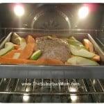 Pork Roast With Sweet Potatoes, Pears & Rosemary Recipe