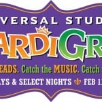 It's Mardi Gras At Universal Studios