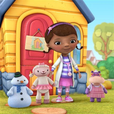 Disney Junior's Doc MucStuffins