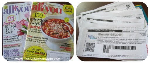 All You Magazine Coupons