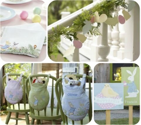 Pottery Barn Kids Easter