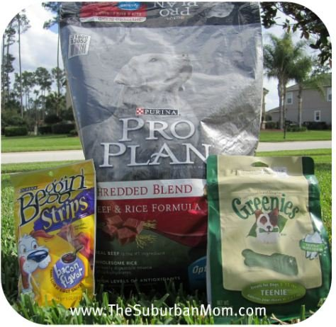 Pro Plan Dog Food & Greenies Treats