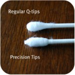 Everyday Uses for Q-Tips Precision Tips ~ $25 Giveaway