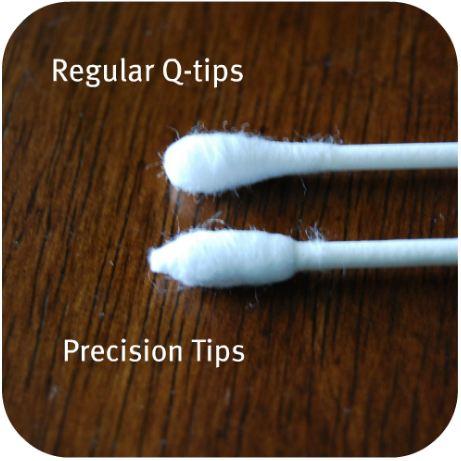Everyday Uses For Q-Tips Precision Tips ~ $25 Giveaway - TheSuburbanMom