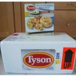 Tyson Breakfast bowls