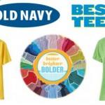 Old Navy BEST TEES