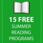 15-free-summer-reading-programs