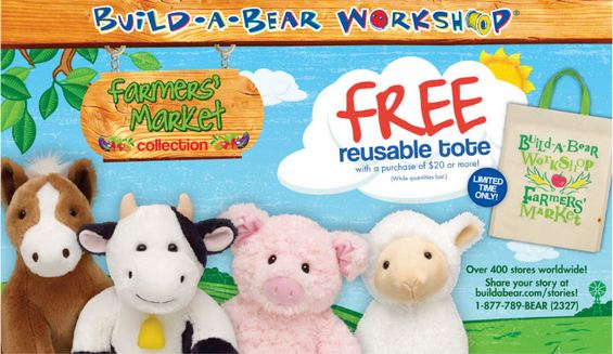 Build-A-Bear Farmer's Market