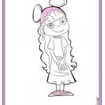 Wordless Wednesday ~ Cartoon Characters