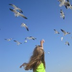 Feeding The Birds, A Family Tradition