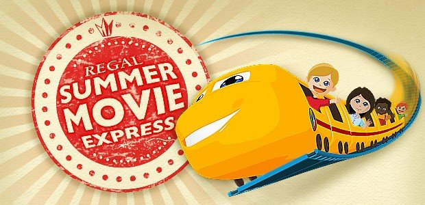 Regal Summer Movie Express 2015