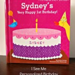I See Me Personalized Birthday Board Book Gift Idea