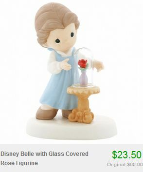 Precious Moments Disney Belle